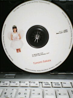 White BellのCD-R、坂田知美